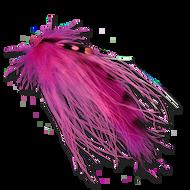 Stu's Tiger Tail Turbo Tube - Hot Pink