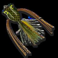 Rattling Frog - Olive