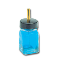Glass Applicator Jar & Bodkin