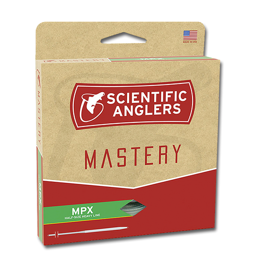 Scientific Anglers Mastery MPX Floating Fly Line
