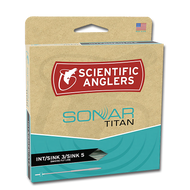 Scientific Anglers Sonar Titan Int./Sink 3/Sink 5 Fly Line