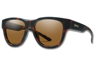Rounder ChromaPop Polarized Sunglasses - Matte Tortoise/Polarized Brown