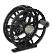 Ross Evolution R Fly Reel - Black Front