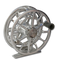 Ross Evolution R Fly Reel - Platinum Front