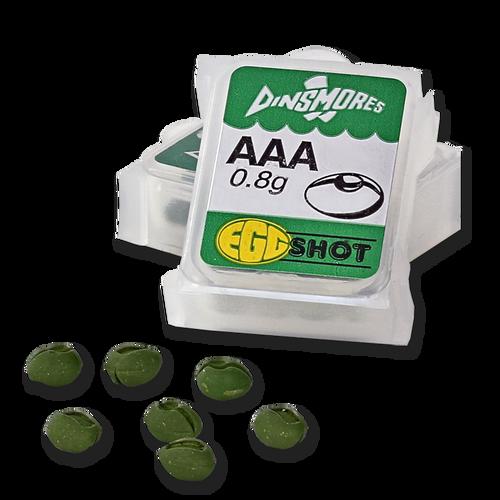 Dinsmore Egg Shot Dispenser Refills