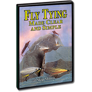 Fly Tying Made Clear & Simple (DVD)