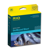 Rio Tropical Outbound Short Fly Line - 30' Intermediate