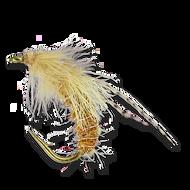Mercer's Z Wing Caddis - Amber