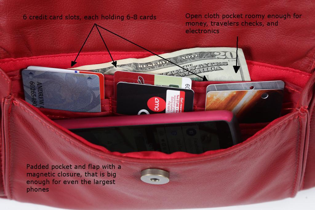 The Nomad Concealment Bag