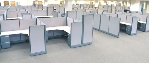Devon Office Workstations & Cubicles - Orlando Office Furniture