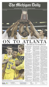 April 1, 2013 Front Page