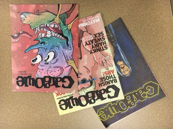 Gargoyle Annual Subscription