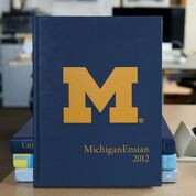 The 2012 Michiganensian features graduates from Fall 2011 and Winter 2012.  * If you'd like to avoid the shipping fee, please contact us at http://michiganyearbook.com/contact about picking up your book from our office in Ann Arbor.