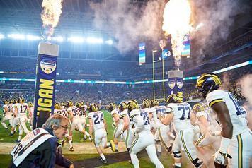 Michigan Football - 2017 Orange Bowl - 3