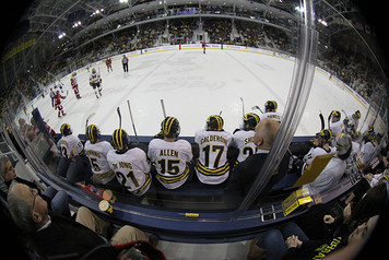 Michigan Ice Hockey vs Wisconsin - 3
