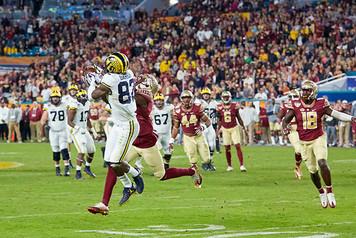 Michigan Football - 2017 Orange Bowl - 5