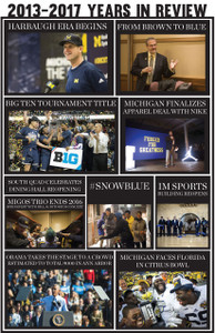 """2013 - 17  11"""" x 17"""" In Review Poster (Pick Up Only)"""