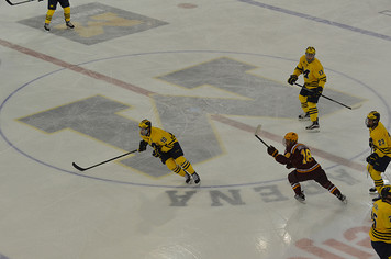 Michigan Ice Hockey vs Minnesota - 2