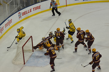 Michigan Ice Hockey vs Minnesota - 6