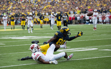 2016 Michigan Football vs Wisconsin - 05