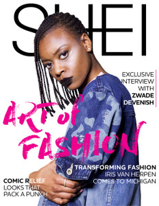 SHEI Magazine - Spring 2017 - Digital Download