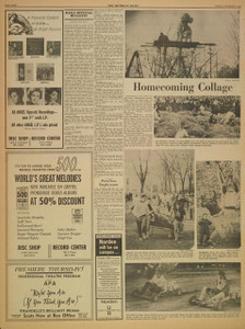 Michigan Daily - Archive Page Reprints - 11 x 17 (Shipped)