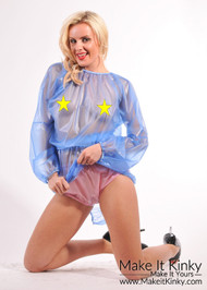 AB Poppered Playsuit AB30ms