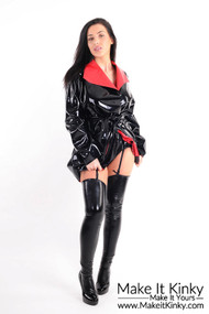 Latex stockings BO09ms