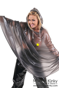 Enclosed cape -IN STOCK-