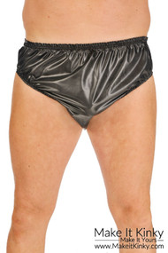 Mens Rubber Briefs -IN STOCK-
