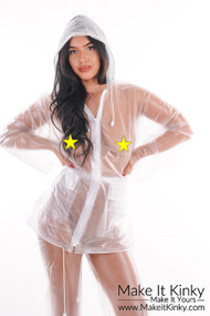 Two Piece Rainsuit -IN STOCK-