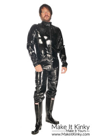 Mens Catsuit - Short -IN STOCK-