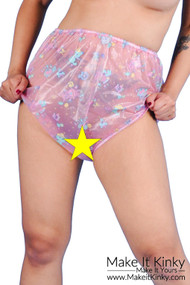 Traditional Adult Baby Pants -IN STOCK-