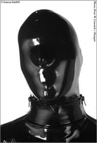 Latex Face Hood -IN STOCK-