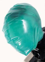 Latex Breath Control Hood -IN STOCK-