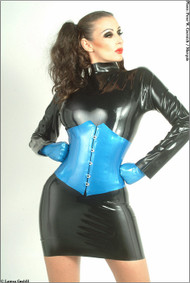 Latex Corset -IN STOCK-
