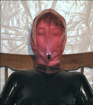 PVC Breathing Mask With Pipe -IN STOCK-