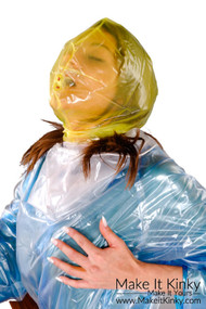 PVC Breathing Mask -IN STOCK-