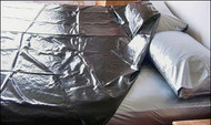 PVC Mattress Cover & Top Sheet King Size -IN STOCK-