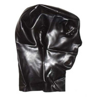 Latex Anatomical Mask with Perforated Eyes -IN STOCK-