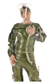 PVC Inflatable Hazmat Enclosure Suit - Double Layer -IN STOCK-