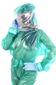 PVC HazChem Enclosure Suit -IN STOCK-