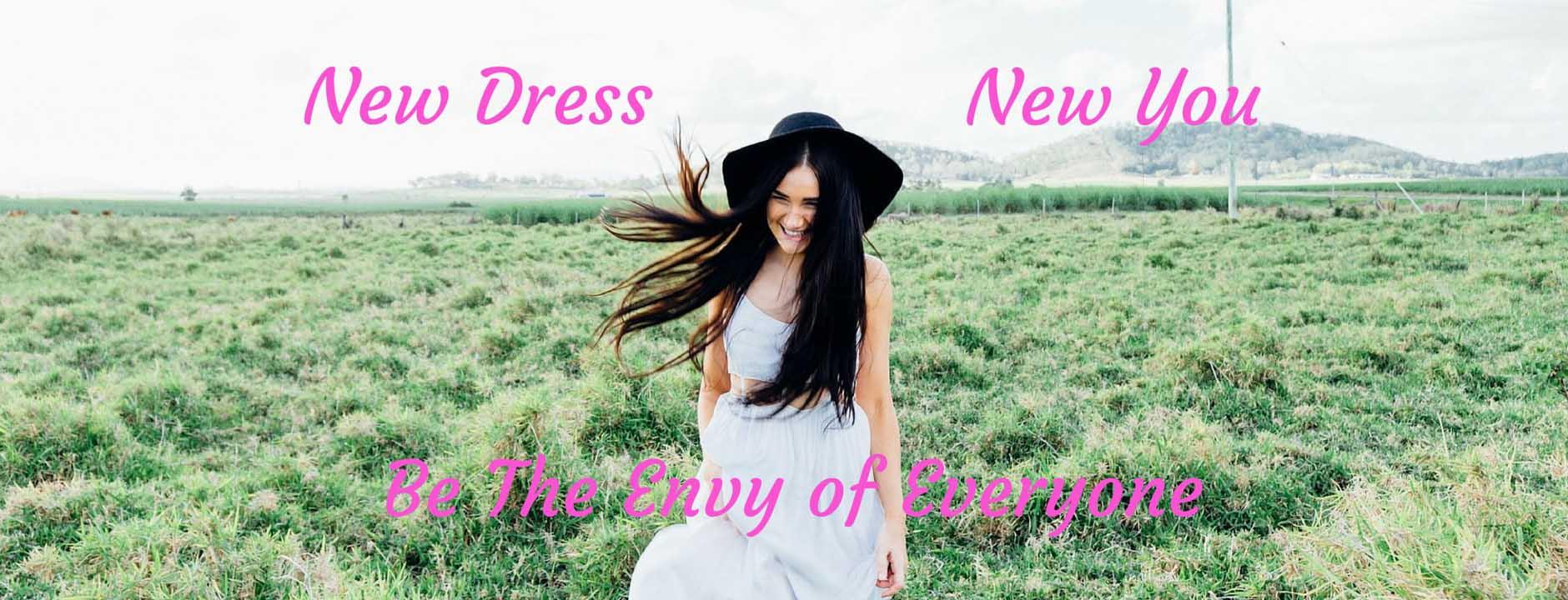 Maxi Dresses, Bodycon Dresses, Sheath Dresses, Shift Dresses and Skater Dresses