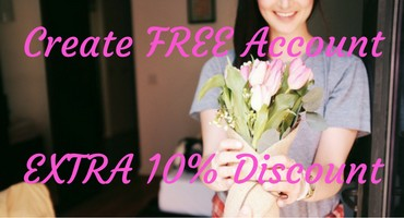 Create Account for Discounts