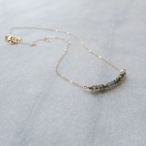 Feldspar Necklace
