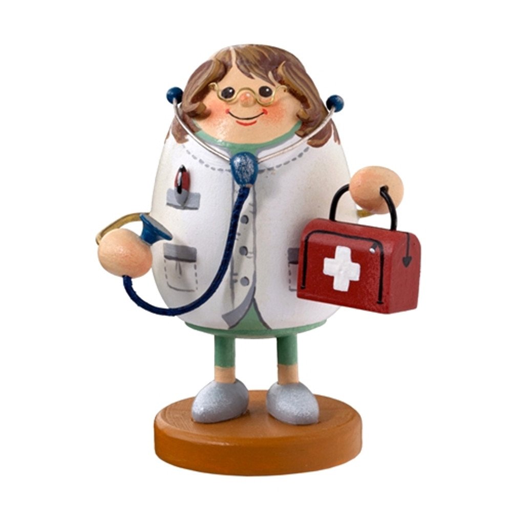Woman Doctor - Small