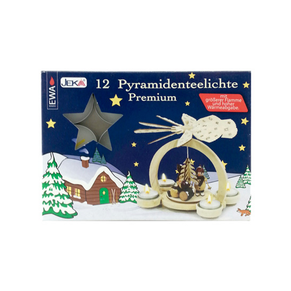 Tealight Candles -12 per box