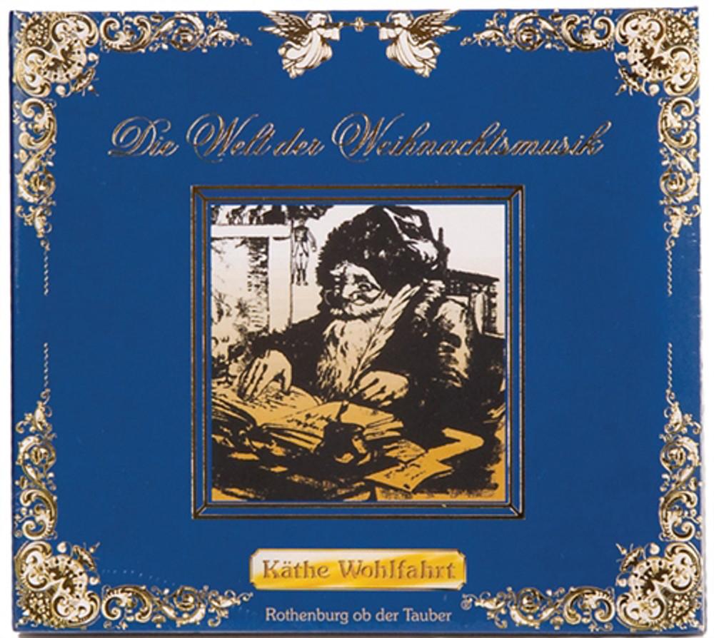 The World of Christmas, Music CD