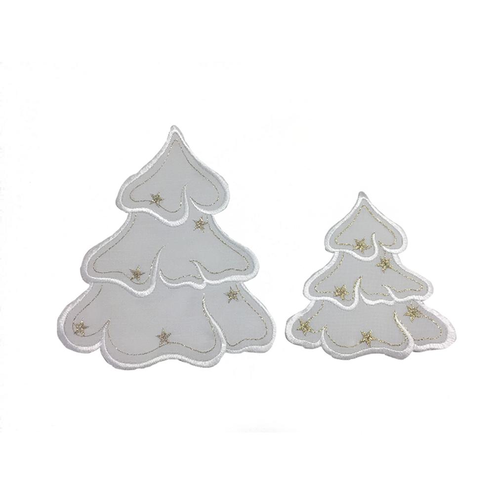"""White Trees - 4-1/2"""" x 4"""""""