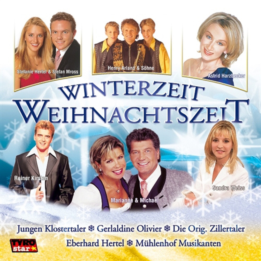 Wintertime, Christmastime, Music CD